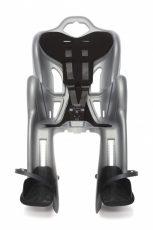 Bellelli B-One Clamp scaun bicicletă până la  22 kg în culoare silver