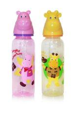 Baby Care biberon cu figuri de animale - 250 ml