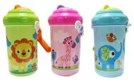 Cană sport Baby Care - (Toddler sipper) - Zoo
