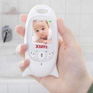 Xblitz cameră web bebe wireless, alb