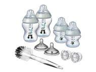 Set biberoane Tommee Tippee pentru nou născuți, fără BPA (6 piese)