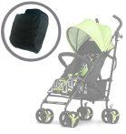 Sac de picioare pentru cărucior Mama Kiddies Aqua Mignon ,full extra, cu pliere tip umbrelă  (New Line)