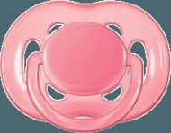 Avent SCF178/14 FreeFlow suzete 6-18 luni (1buc) 0% BPA roz