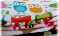 1 buc Scutec textil de calitate cu model  (mai multe modele)