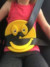 Deviator centură de siguranță galbenă Mama Kiddies