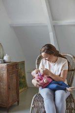 Philips Avent Soothie suzetă de silicon - pentru fetițe 3+ luni