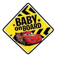 Semnal Baby on board - Mașini
