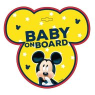 Semnal Baby on board - Mickey