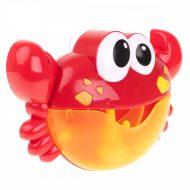 Jucărie de baie, crab cu baloane de săpun