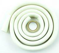 Bandă protecție pentru margini  3,3x0,8x200 cm alb