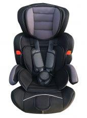 Scaun auto Mama Kiddies Turbo  (9-36 kg) gri-negru