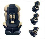 Scaun auto Mama Kiddies Safety Star (0-25 kg) bej