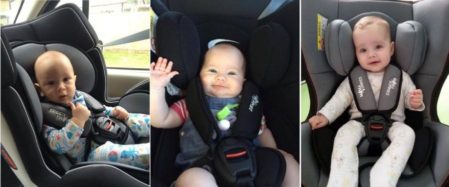 Scaun auto copii - Poze feedback de la clienții noștrii
