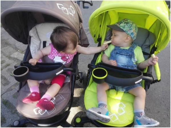Mama Kiddies Light4 Go Cărucior Sport - Poze feedback de la clienții noștrii